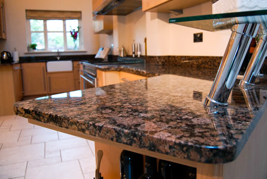 Granite, Balintawak, Quezon City, Metro Manila, Philippines, Counter Top, Kitchen, Natural